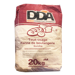 DDA all purpose white flour  / 白面粉 - 20kg