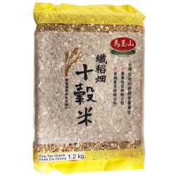 Fine ten grains / 马玉山十榖米 - 1.2kg