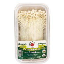 Organic enviro mushroom / 有机金针菇 - 150g