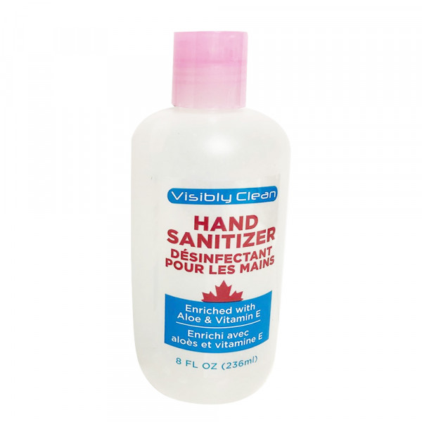Hand sanitizer / 70% Alcohol 免洗消毒洗手液 - 236ml