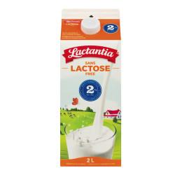 Lactantia Lactaid LACTOSE FREE 2% Milk / 无乳糖牛奶 - 2L