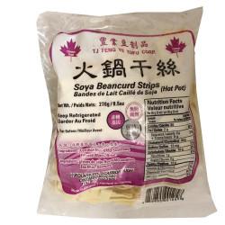 Soya bean curd strips / 丰业火锅干丝 - 270g