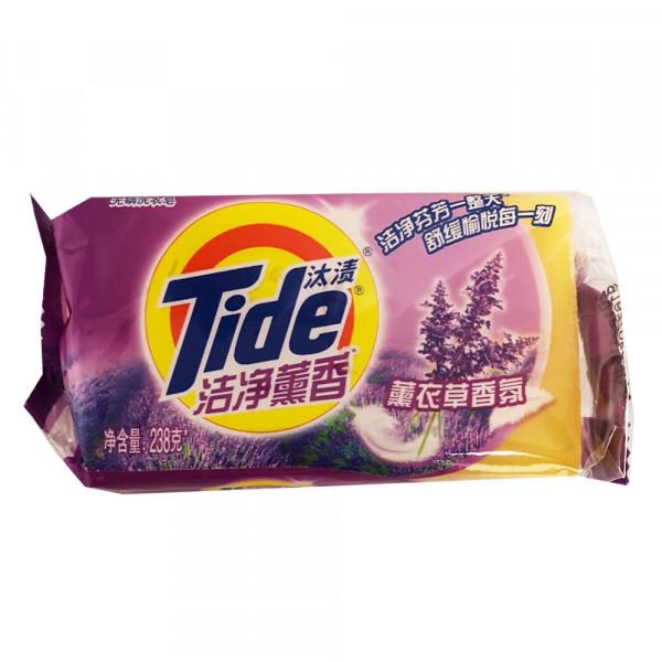 TIDE Lavender flavor soap / 汰渍薰衣草味香皂 - 238g