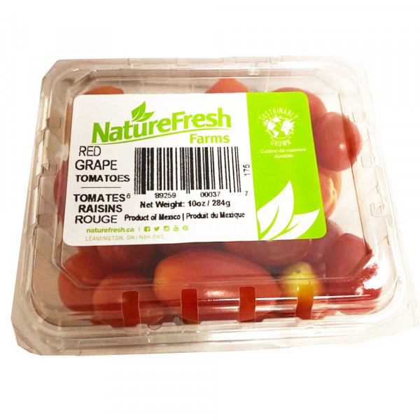 Red Grape Tomatoes / 小西红柿一盒 -284g