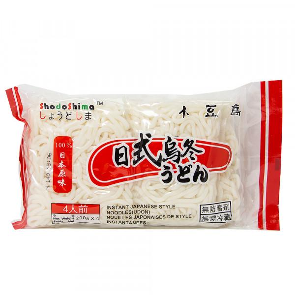 UDON noodles / 小豆岛乌冬面 -  200g x 4