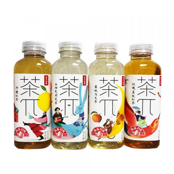 Assortis tea / 农夫山泉什锦茶 - 500ml