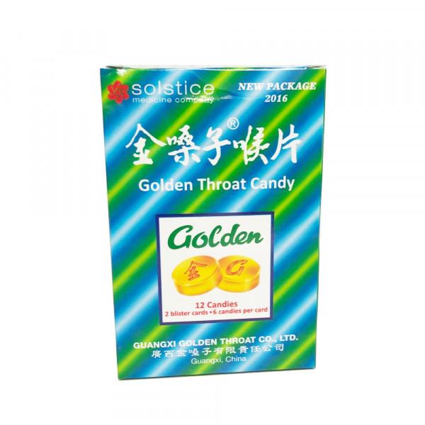 Golden Throat Candy / 金嗓子喉片