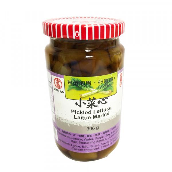 KIMLAN pickled Lettuce / 金兰小菜心 - 396g