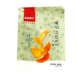 Bestore Thinly sliced potato chips (Spicy flavor) / 良品铺子薄切土豆片(香辣味)- 205g