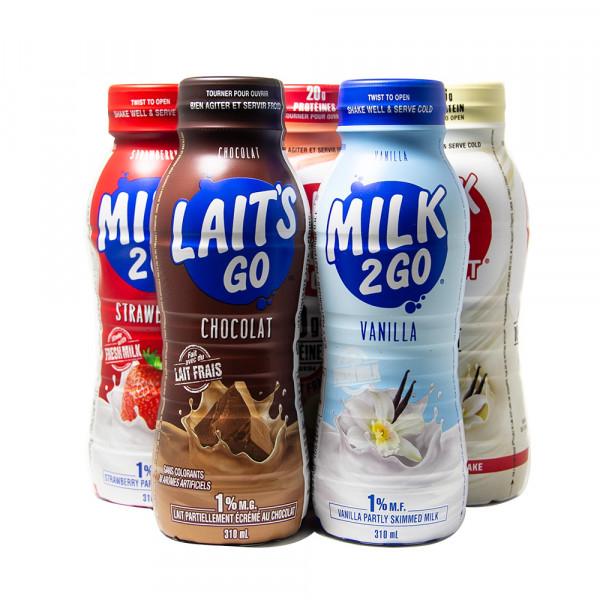 Milk 2 Go - 310ml