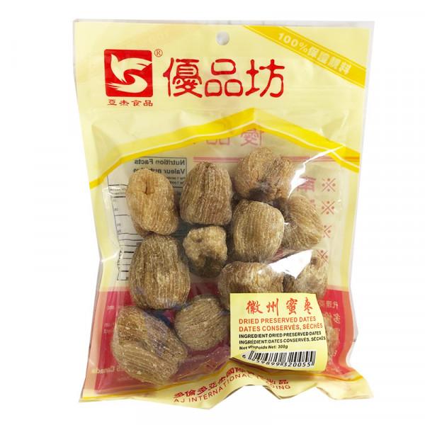 Dried preserved dates / 优品坊蜜枣 - 300 g