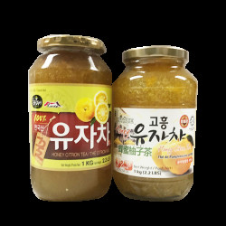 Honey citron tea / 韩国柚子茶 - 1kg