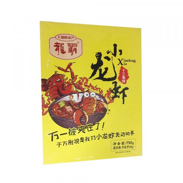 Frozen Crayfish / 龙霸小龙虾(十三香味) - 750g