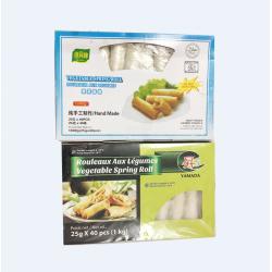 Vegetable Spring Rolls / 素菜春卷 - 1000g