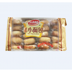 Daliyuan Mini French Bread  / 达利园小面包 - 400 g