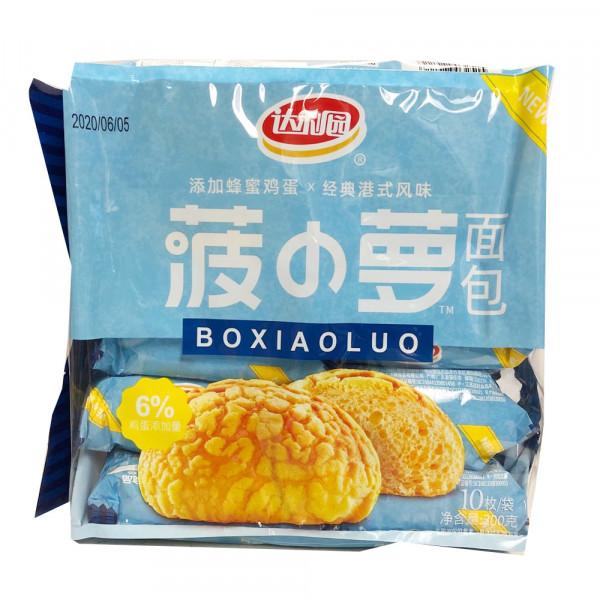 Daliyuan Bread / 达利园菠萝小面包 - 300 g