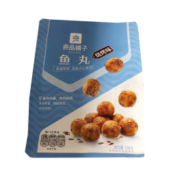 Bestore Fish Ball (BBQ flavor) /良品铺子鱼丸(烧烤味)- 100g
