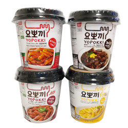 Korean Convenience Rice Cake/ 韩国方便年糕