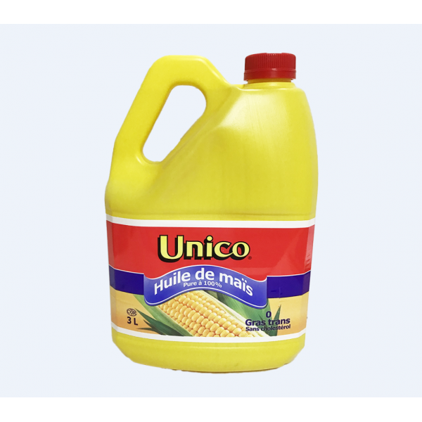 Unico Corn Oil / Unico 玉米油 - 3L