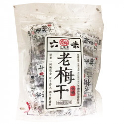 UME House Dried Plum  / 小梅屋六味老梅干 - 80g