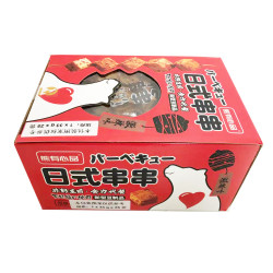 Soy Products (Spicy) / 熊有心品日式串串激辣味 - 33g*25/Box