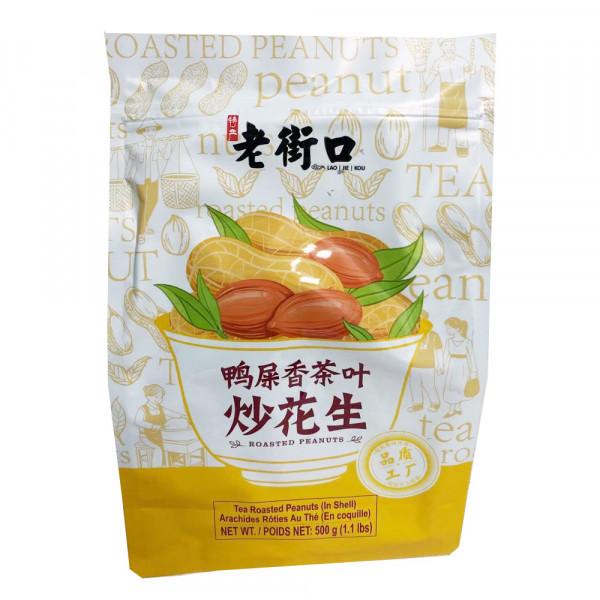 LaoJieKou Roasted Peanuts / 老街口炒花生 - 500 g