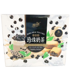 Boba Milk Tea Cake / 珍珠奶茶风味酥 -  150g