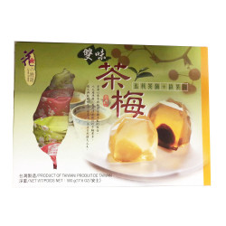 Prum Jelly / 双味茶梅 500g