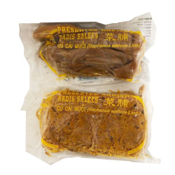 Radish Salees / 菜 脯