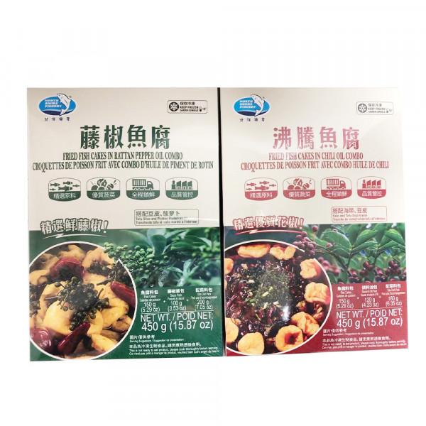 BeiYang Fried Fish Cakes / 北洋海产鱼腐