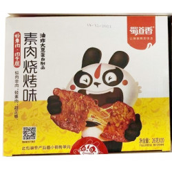 ShuDaoXiang Surou / 蜀道香素肉烧烤味