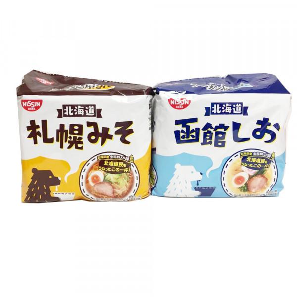 Nissin Hokkaido Instant Noodles / 日清北海道拉面