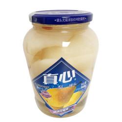 Canned Pear / 真心牌梨罐头