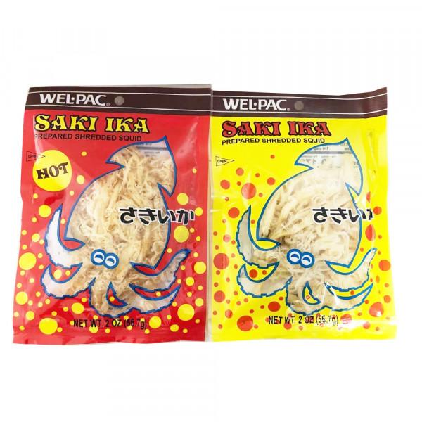 Saki Ika Prepared Shredded Squid/ Saki Ika 鱿鱼须