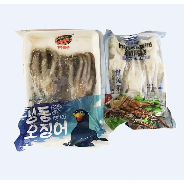 Squid Temacles / 鱿鱼须
