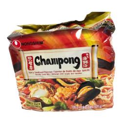 NONGSHIM Noodle Soup Mix/农心海鲜汤