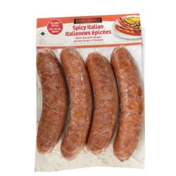 Itailian Style Pork Sausages - Spicy/ 意大利香辣味香肠 - 675g