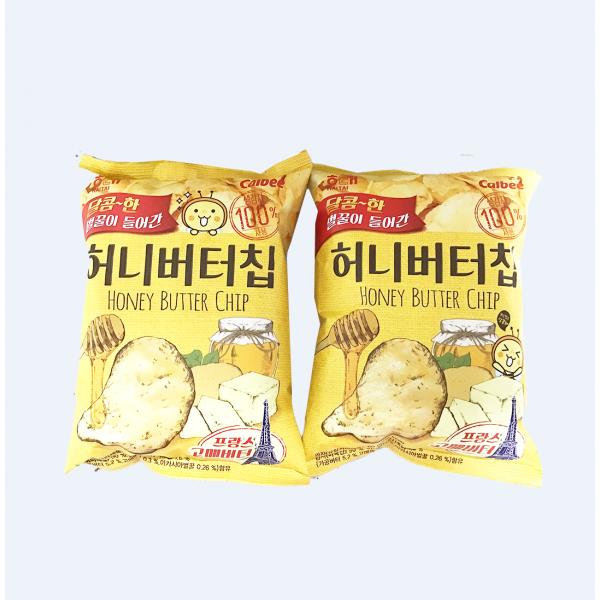 Honey Butter Chips / 蜂蜜薯片