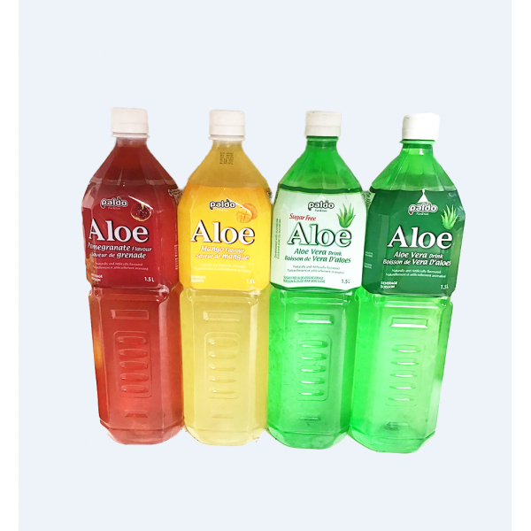 Paldo Aloe Drink Series / 芦荟汁系列 - 1500ml