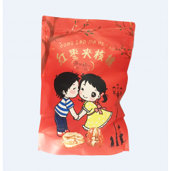 Red Dates With Nuts / 红枣夹核桃 - 300 g