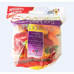 Mini Peppers / 迷你彩椒 - 1袋