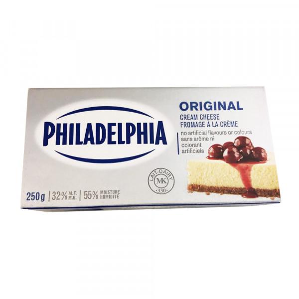 Philadelphia Cream Cheese / 奶油芝士 - 250g