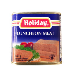 Holiday Luncheon Meat  - 340g
