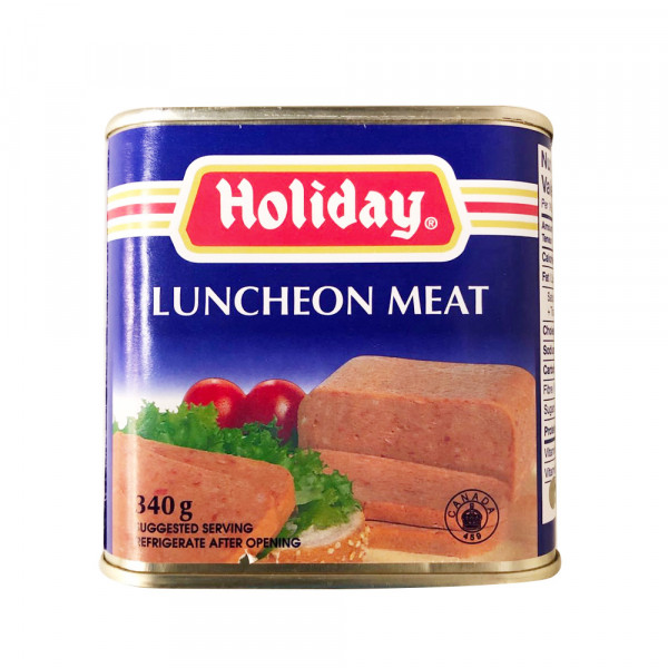 Holiday Luncheon Meat  / 假日午餐肉 - 340g
