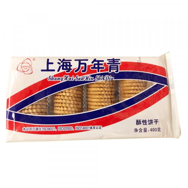 ShangHai SanNiu Biscuits - 2*400g