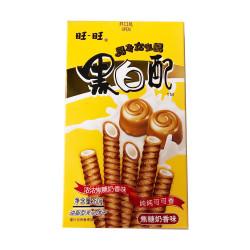 WANT-WANT BLACK-WHITE COOKIES / 旺旺黑白配油脂型夹心饼干 - 60g