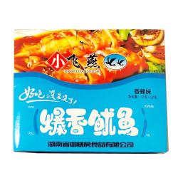 XiaoFeiYan Spicy Squid / 小飞燕爆香鱿鱼 - 12g*20包