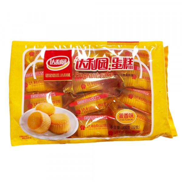 Daliyuan Fragrant Cake / 达利园蛋糕 - 300 g