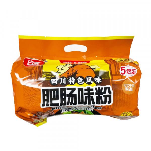 BaiJia Artificatai Fei Chang Flavor Instant Vermicelli - 5UN/Bag