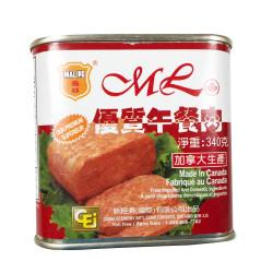 MeiLing Premium Luncheon Meat / 梅林优质午餐肉 -340g